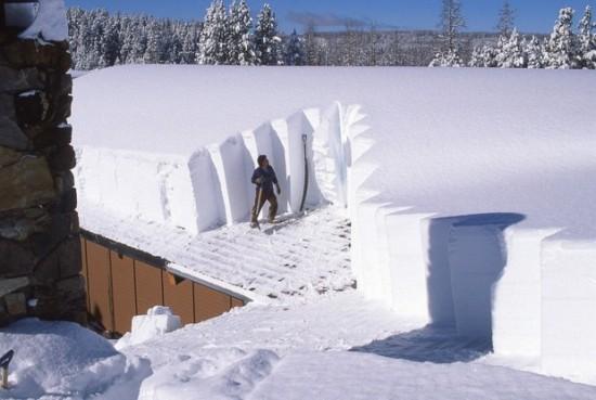 Уборка крыш от снега постановление